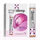 smartsleep® BEAUTY I 7 Stück I BEAUTY-Nährstoffe für die Nacht I Unterstützt deine Haut, Haare und Nägel I Nahrungsergänzungsmittel mit Kollagen, Hyaluronsäure, Vitaminen und Mineralstoffen.